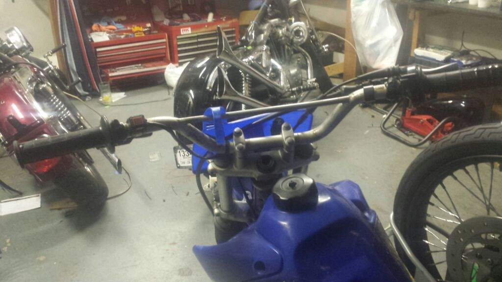 Ttr125 update | Motorcycle Amino Amino