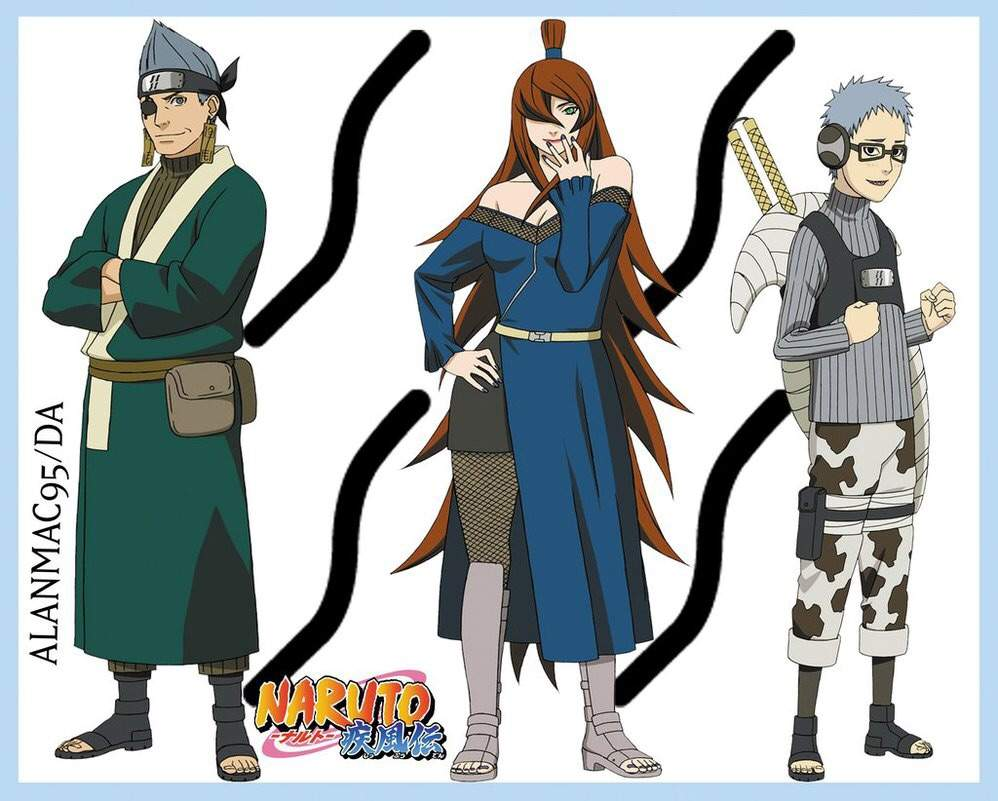 The History of The Village Hidden in The Mist | Naruto Amino