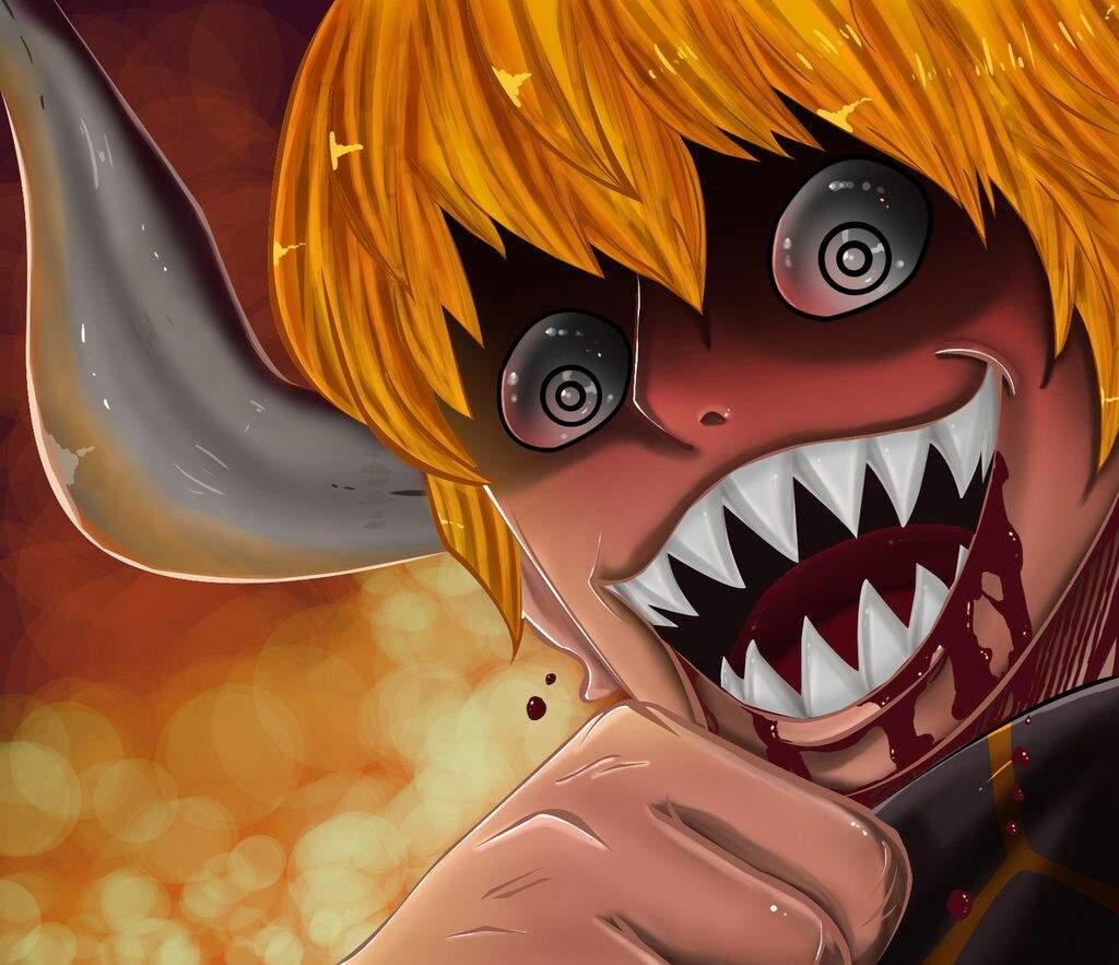 Jack is a half fishman! | One Piece Amino