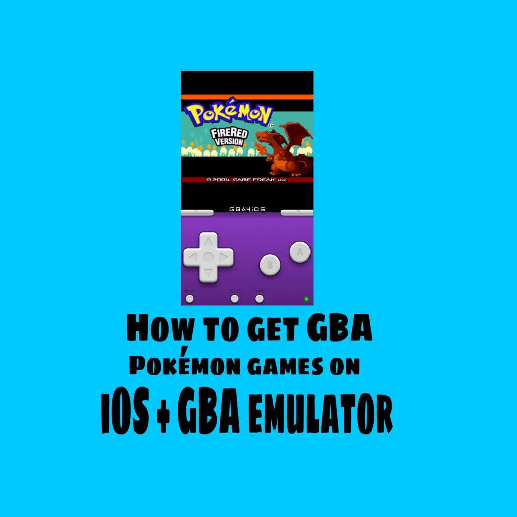 how to get pokemon emulator on iphone how to get on iphone gba emulator 20108