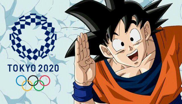 Goku Es Nombrado Embajador De Los Juegos Olimpicos Japon Amino
