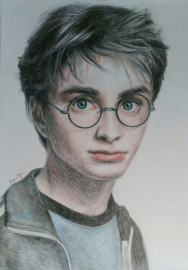 Harry Potter Drawing Harry Potter Amino