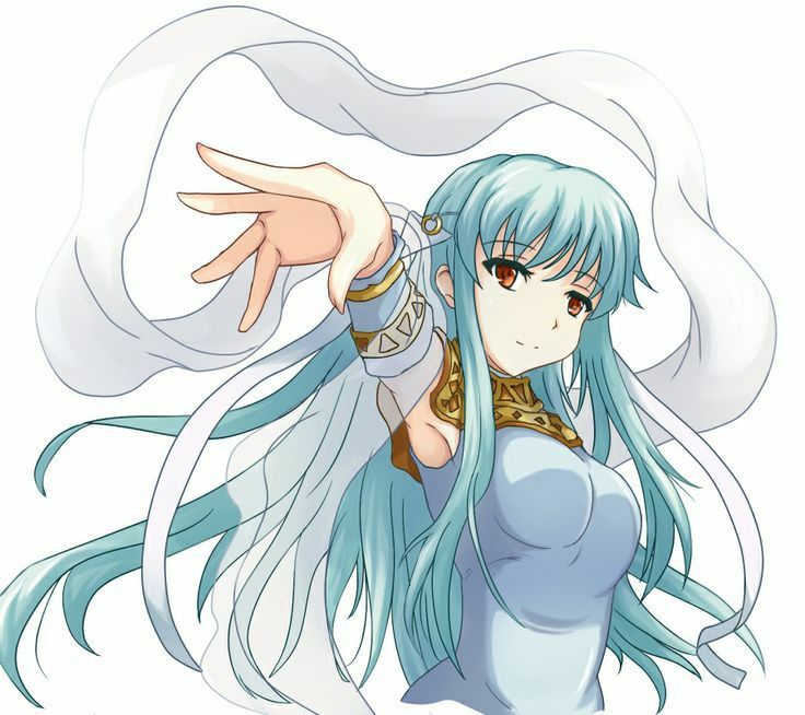 Blazing Sword Mark And Ninian Support C Fire Emblem Amino