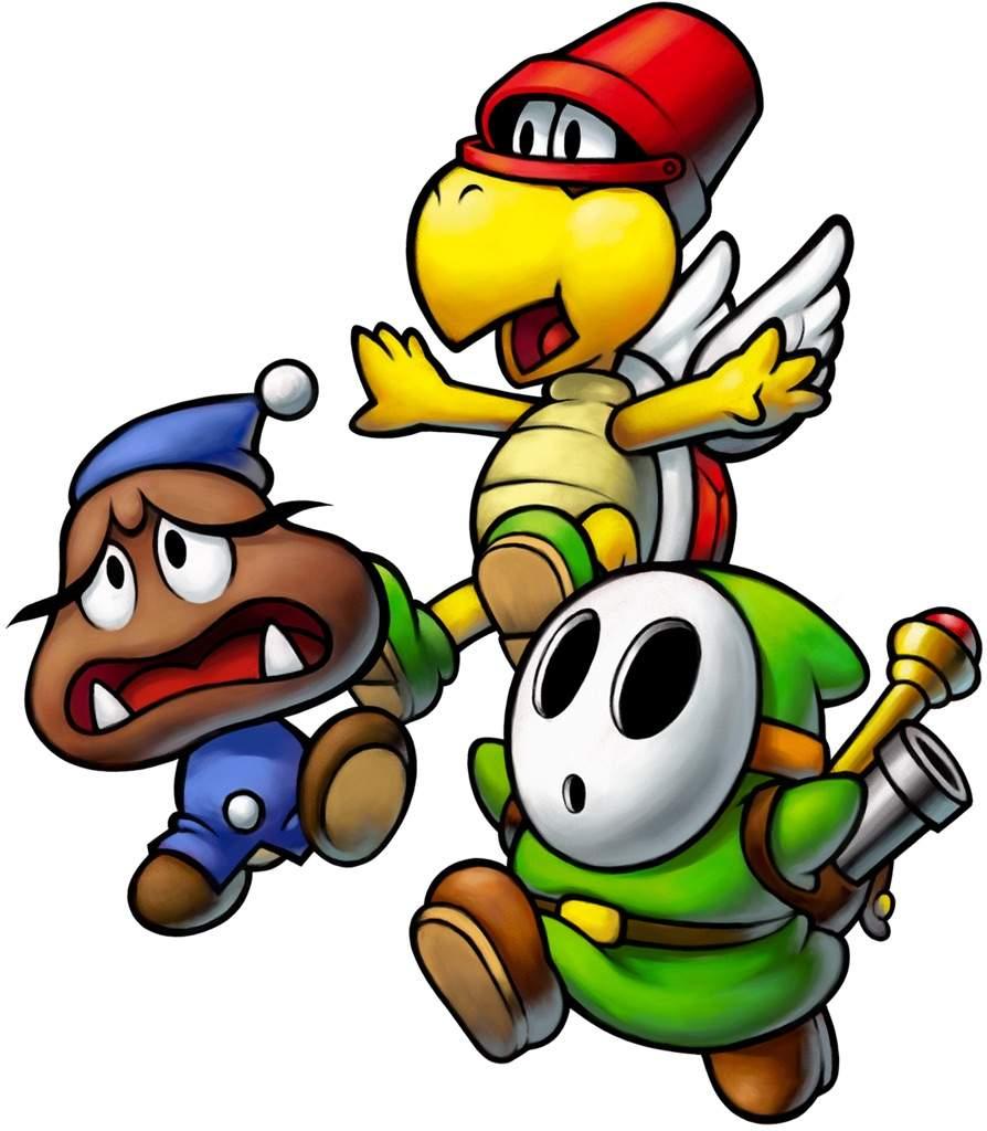 Top Five Mario And Luigi Dream Team Bosses Mario Amino