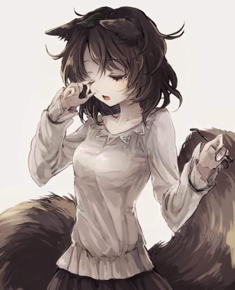 wolf girls anime amino