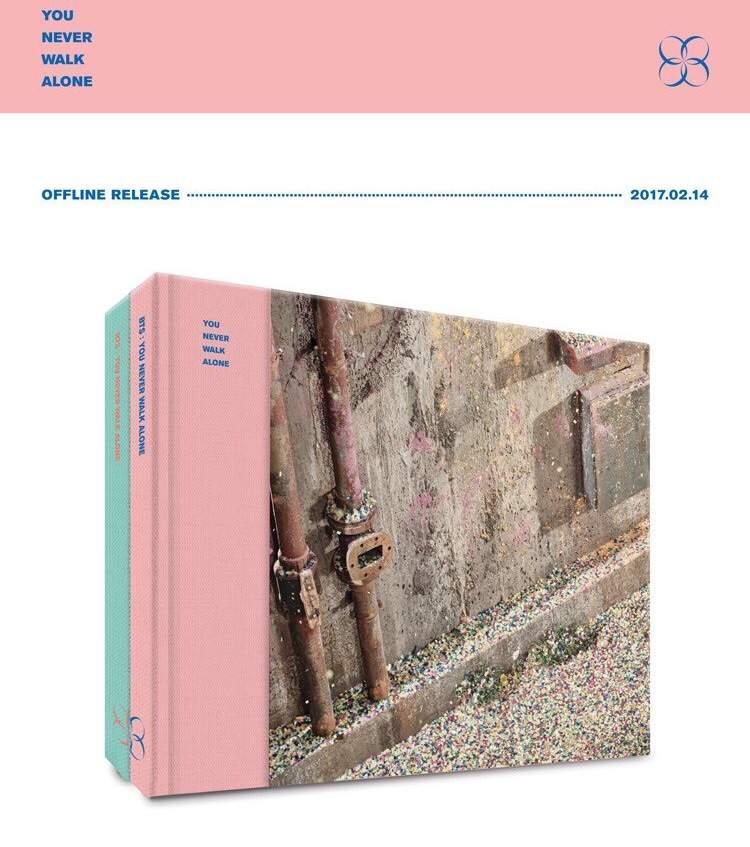 Lyric lyrics you ll never walk alone : BTS • WINGS: You Never Walk Alone Album Details!   K-Pop Amino