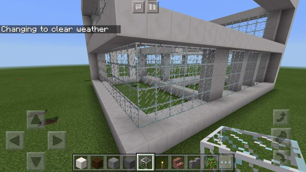 How To Build Modern House Minecraft Amino