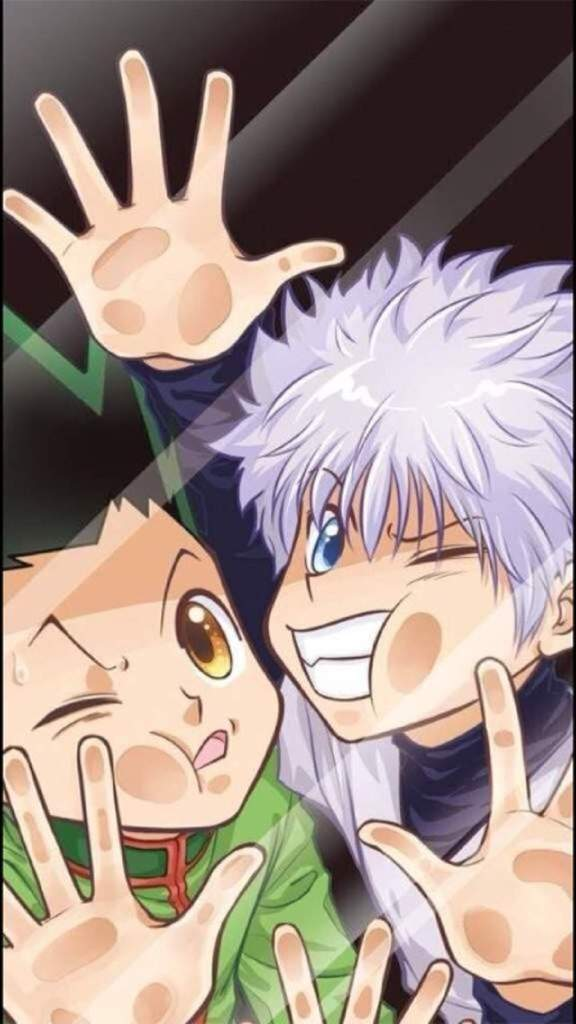 Hunter X Hunter Wallpaper Anime Amino