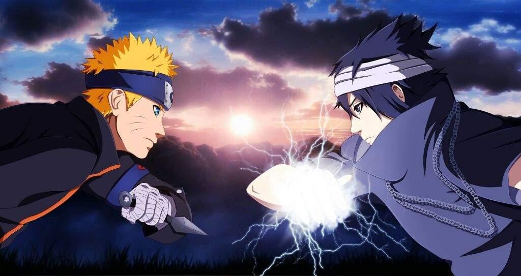 Zona Naruto Naruto And Sasuke Vs Madara