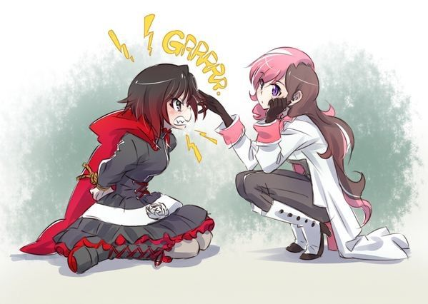 Rose Glen North Dakota ⁓ Try These Rwby Ruby X Neo Fanfic