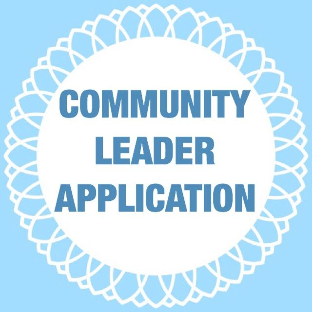 Image result for community leader application