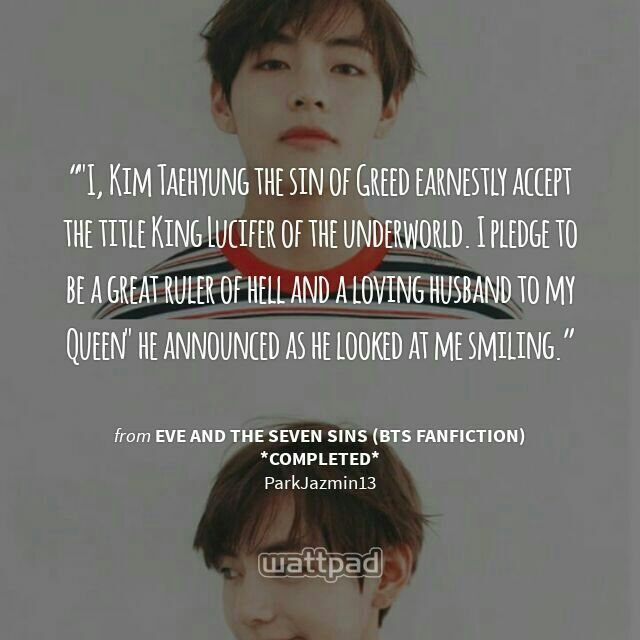 BTS QUOTES from my wattpad bts fanfic | ARMY's Amino