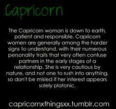 horoscopes capricorn characteristics