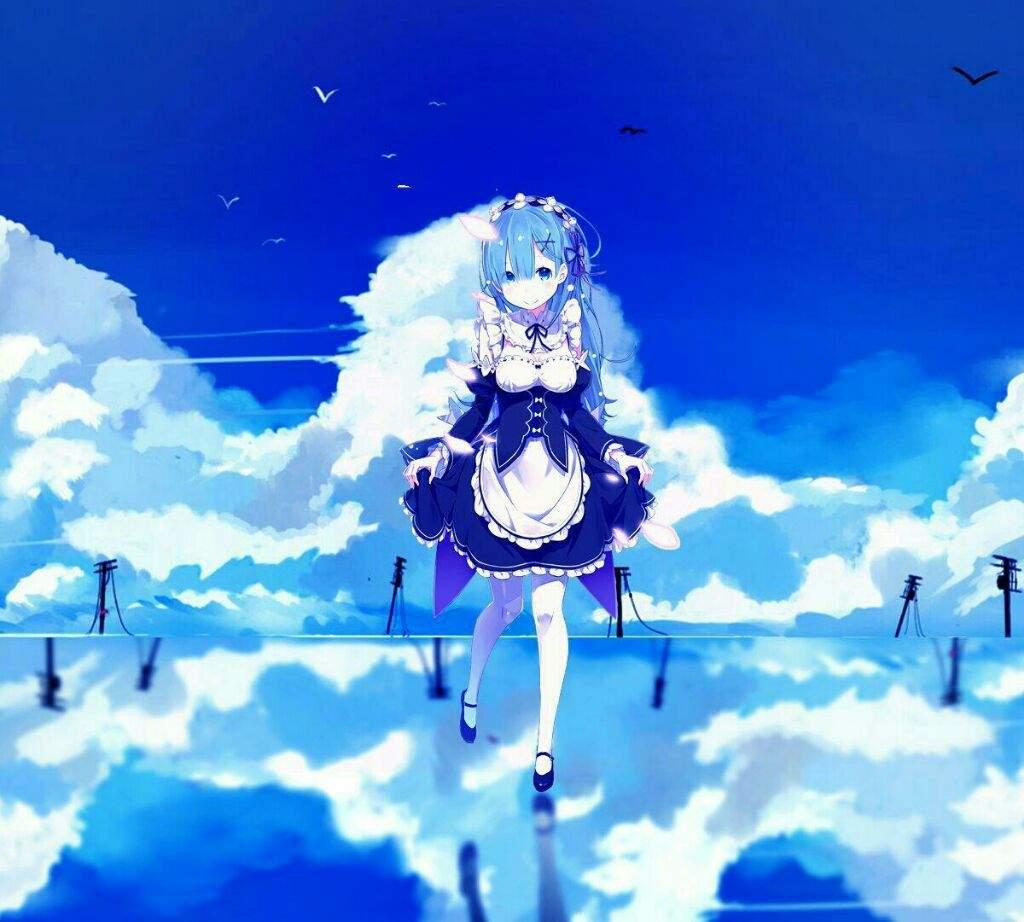 Anime water demon