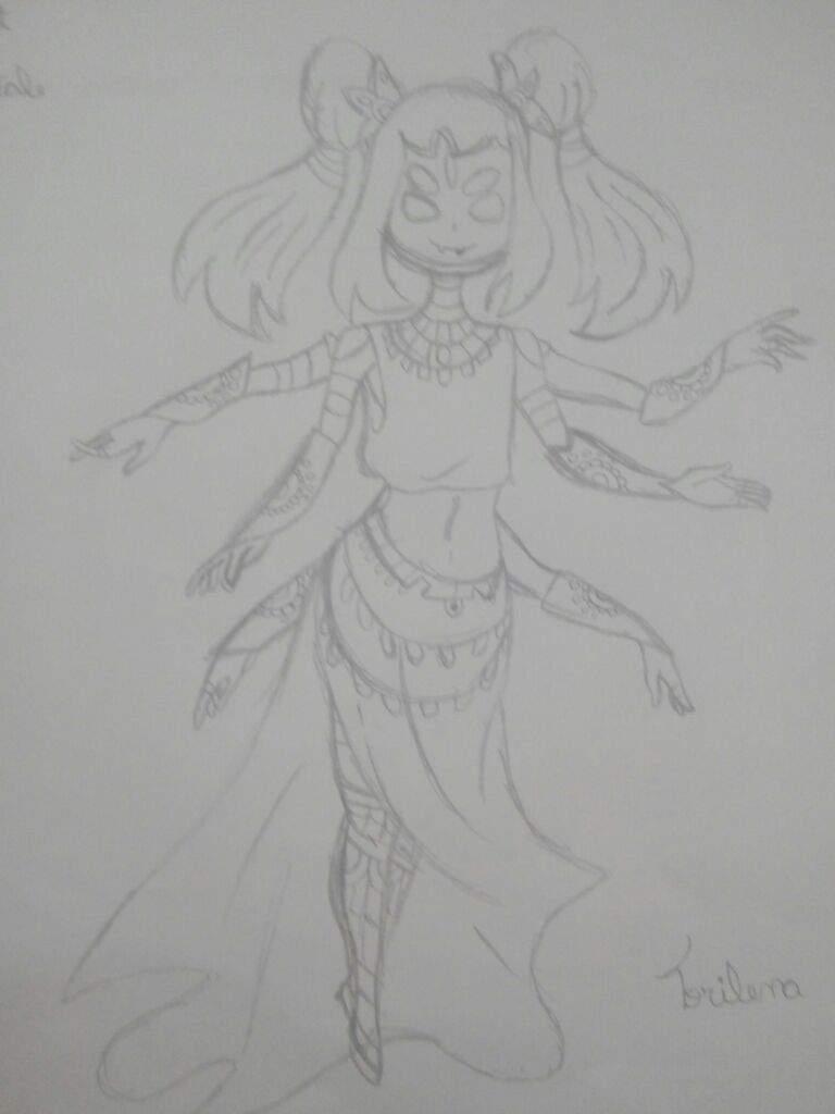 Meu Desenho Para O Sinceridade Undertale Brasil Amino