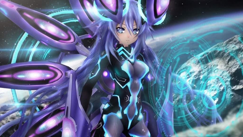 3D Epic Next Gen Transform Purple Heart Wallpaper