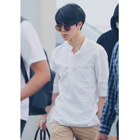 Image result for jimin airport fashion