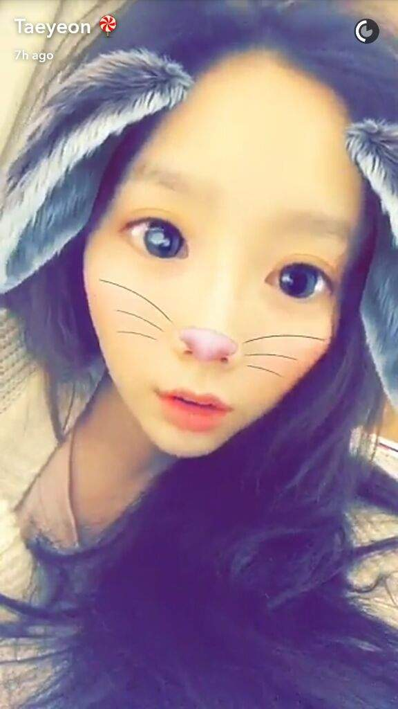 Snapchat korean girls Beautiful Korean