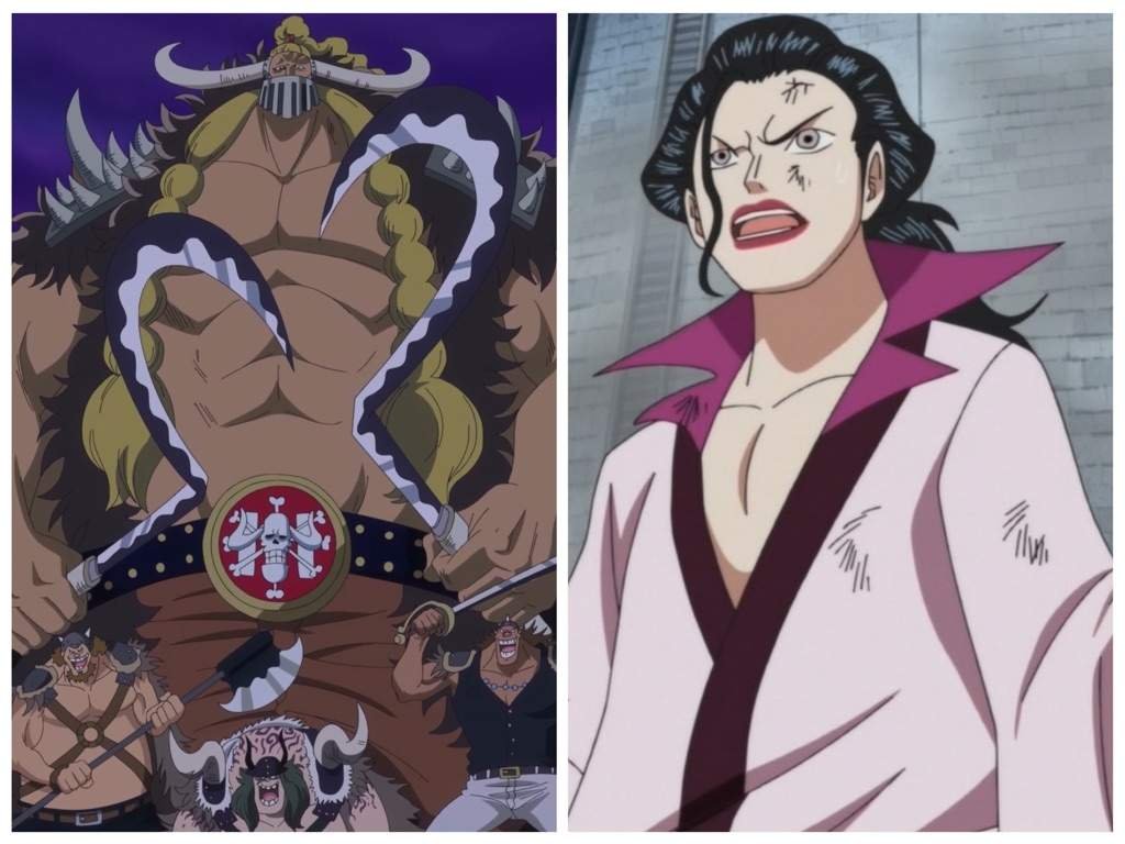 Low Tier Yonko Commander Level? | One Piece Amino