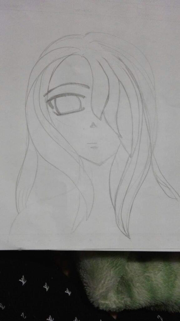 Dibujo Ramdon Anime Amino
