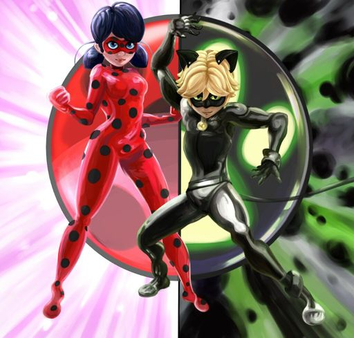 Imagem Miraculous Ladybug Cat Noir By Animloid54 On Deviantart