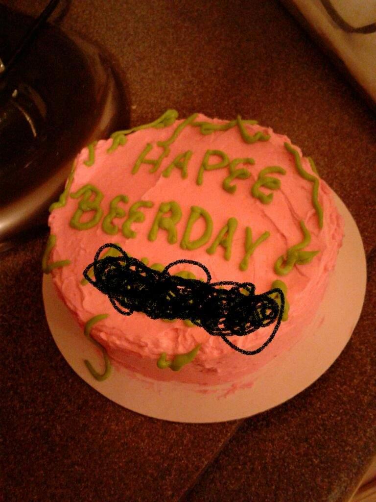 My Birthday Cake Harry Potter Amino