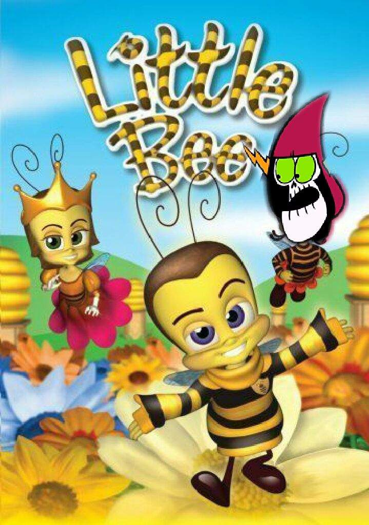 Bee Movie Cover