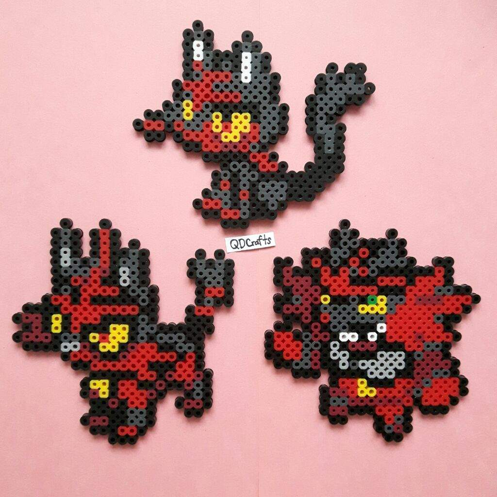 Images Of Easy Pokemon Perler Beads Rock Cafe