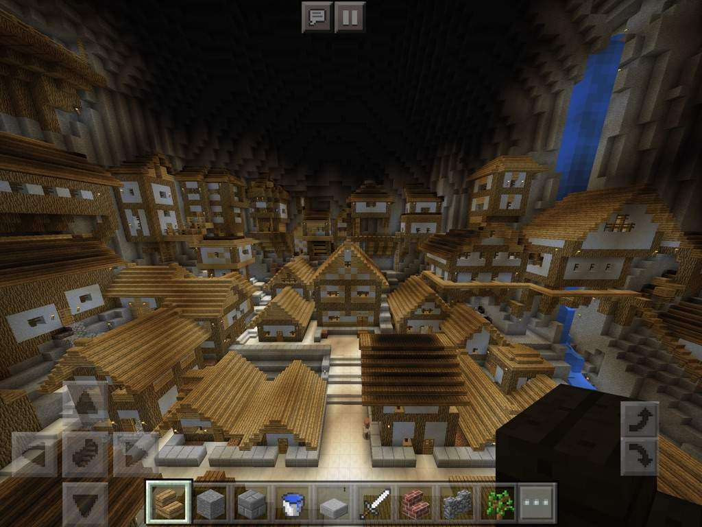 ENSLAVE CITY   UNDERGROUND CITY   Minecraft Amino