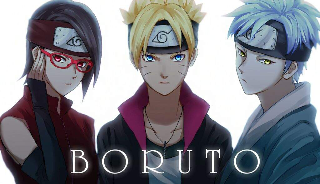 Image result for Boruto Naruto Next Generations