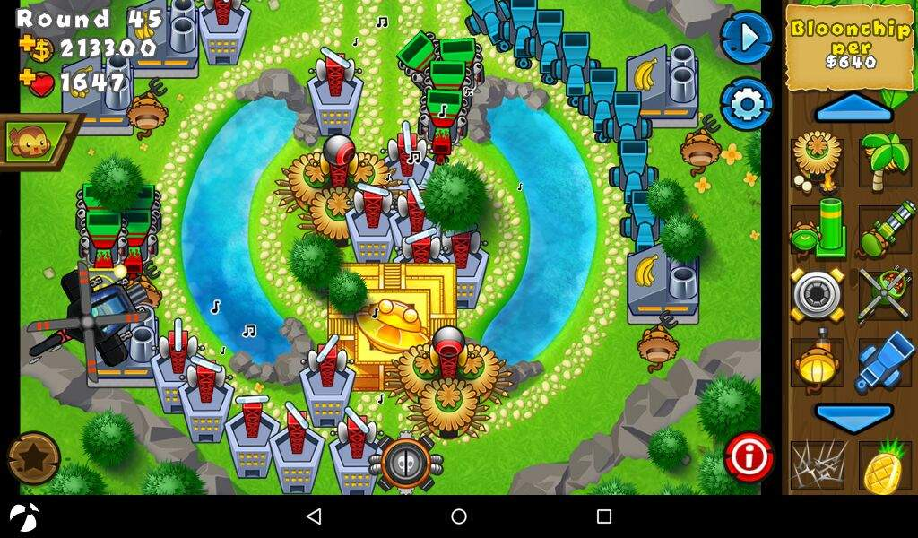 Trying to crash BTD 5 FT: Mudkipz   Bloons Amino