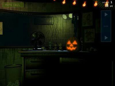 DYK? There Were Halloween Updates! | Five Nights At Freddy's Amino