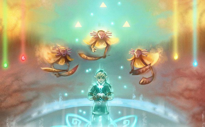 Skyward Sword Remaster for the Nintendo Switch? | Zelda Amino