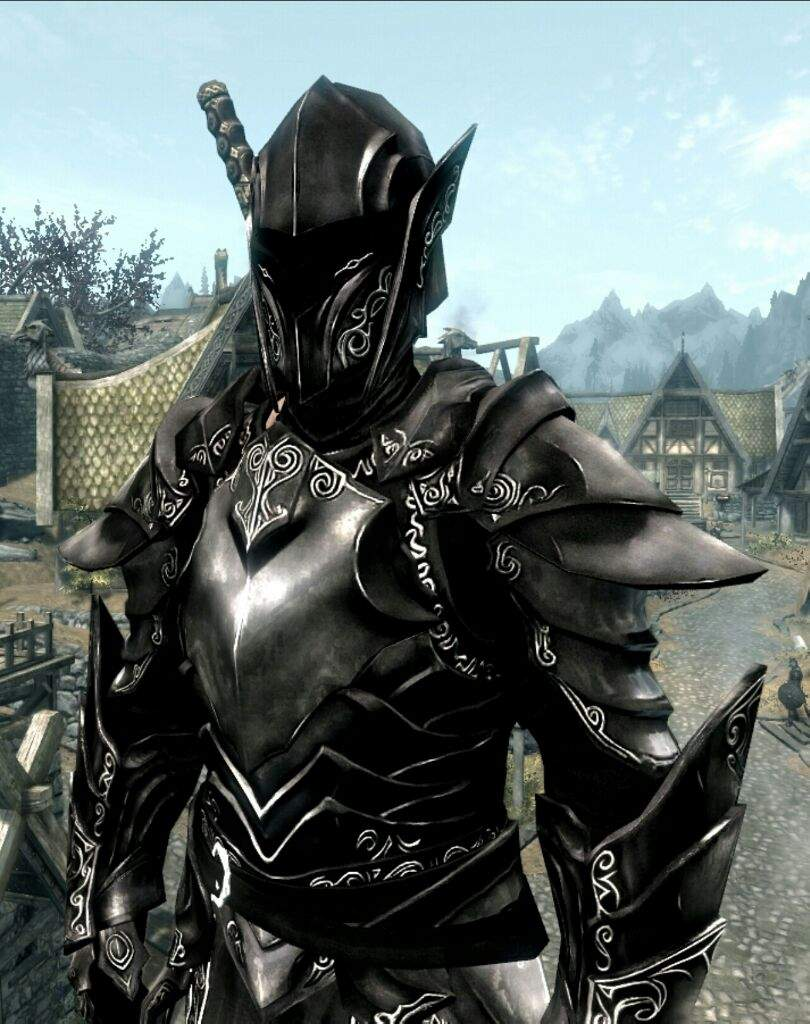 skyrim how to get daedric armor without smithing