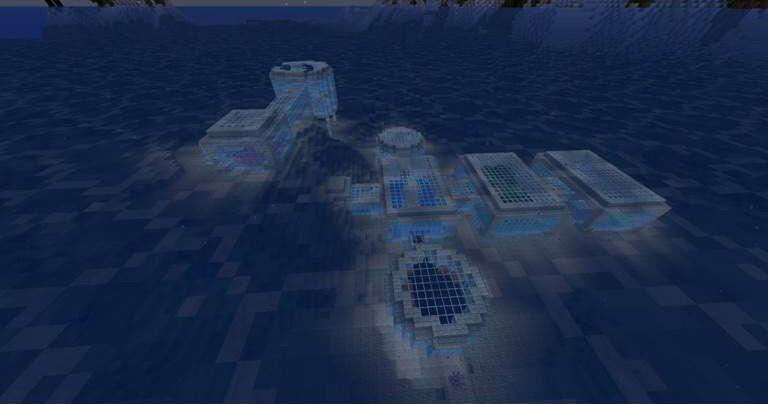 The Underwater Base Challenge Minecraft Amino