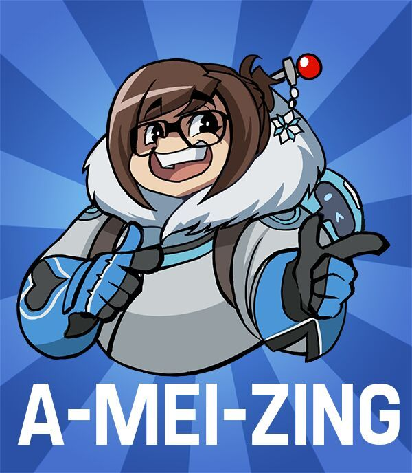 Tips to play Mei - General Discussion - Overwatch Forums
