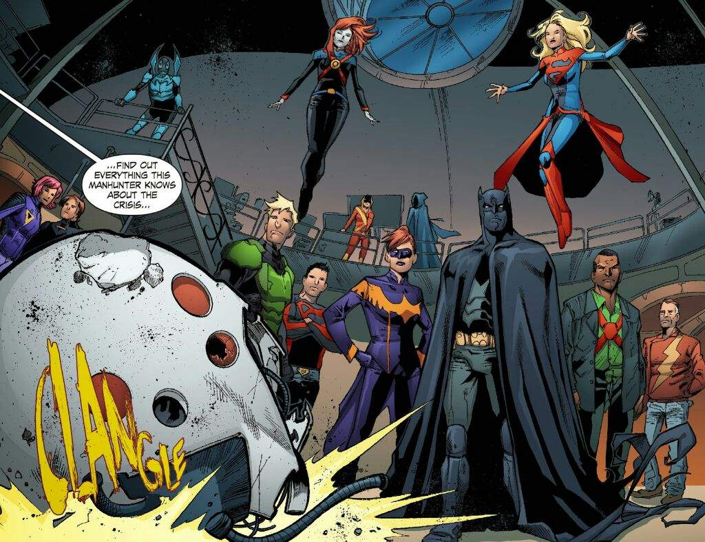 War On Voting >> Smallville Justice League vs CW League | Comics Amino