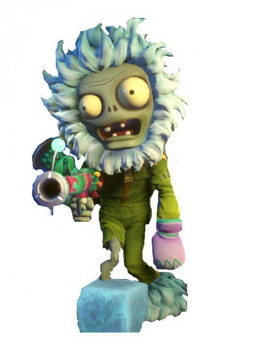Do You Main Arctic Trooper Plants Vs Zombies Garden Warfare 2 Video Games Amino