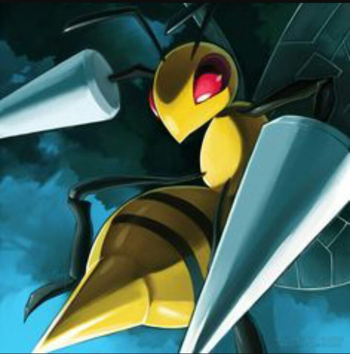 Beedrill Glass Cannon