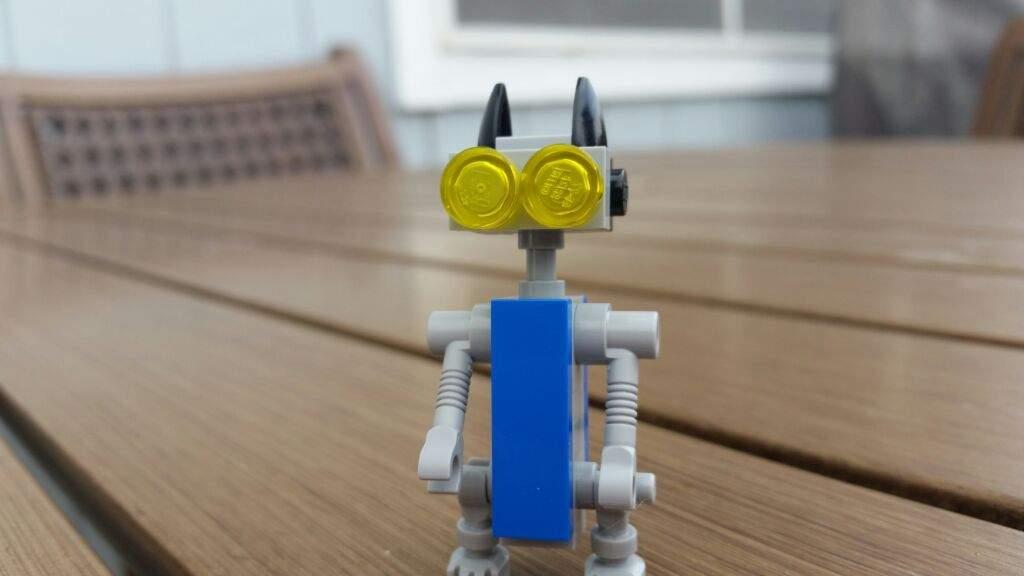 Servant Droid Star Wars The Clone Wars Moc Lego Amino