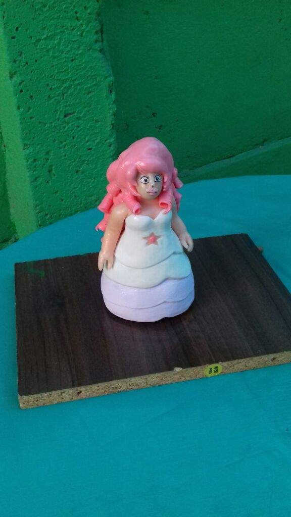 Rose Cuarzo Figura de Porcelana Fría | Steven Universe Español Amino
