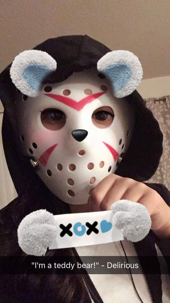 Got A Mask For My Cosplay Cosplay Amino