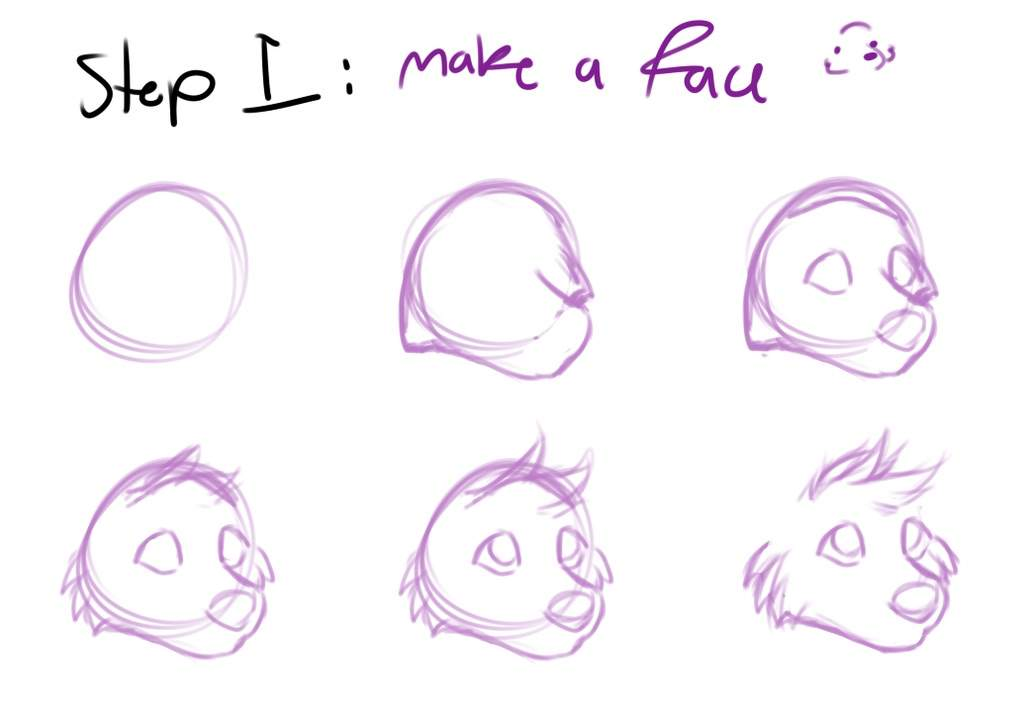 How To Draw Expressions Furry Amino