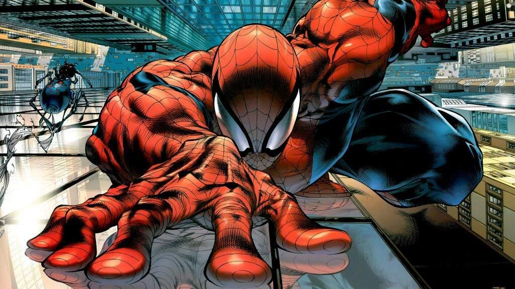 Deadpool Vs Wolverine Spiderman