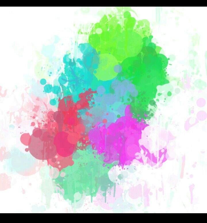manchas de pintura | ->editores<- amino