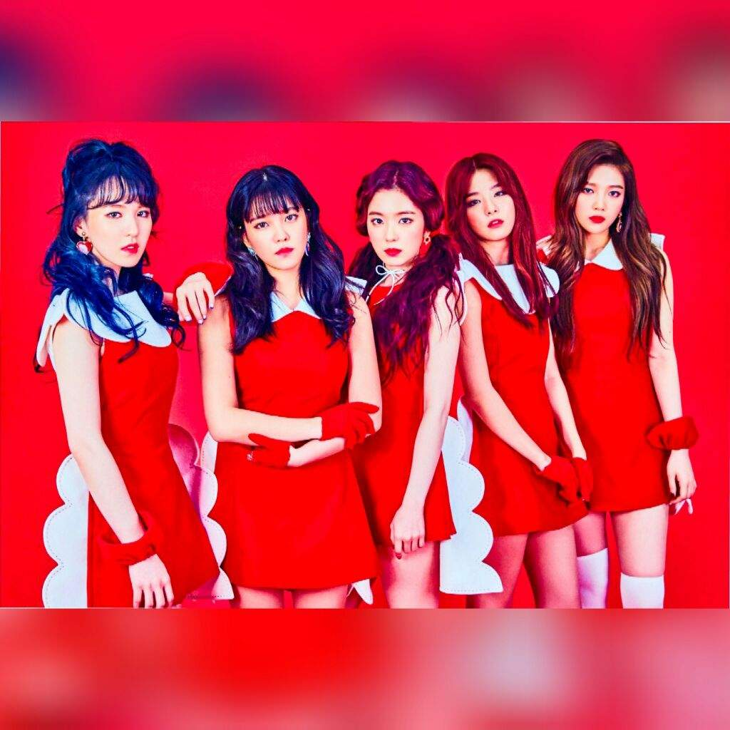 Red Velvet : Rookie - Album Review