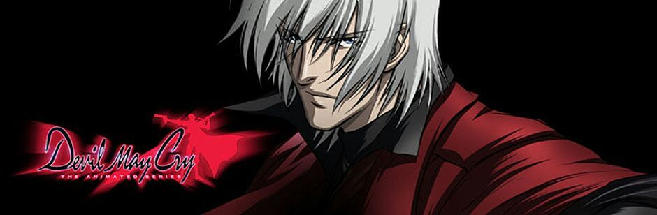 imagen de la serie de Anime Devil may cry