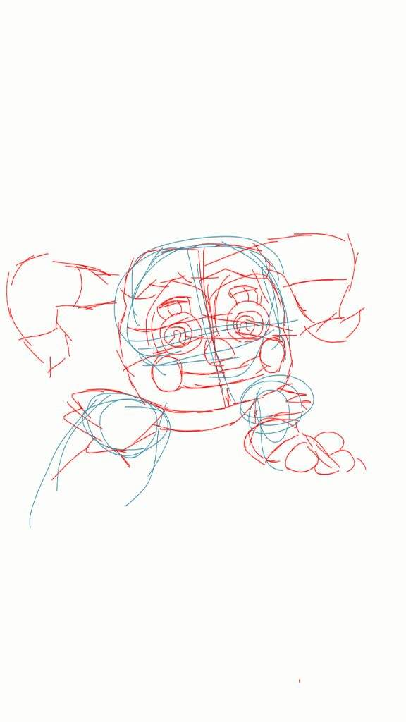 Draw Circus Baby   Five Nights At Freddy's Amino
