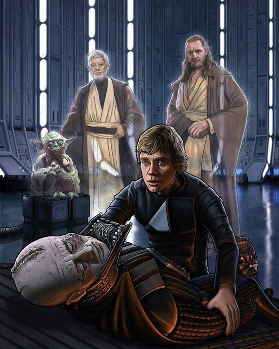 My Top 5 Star Wars Movie Deaths | Star Wars Amino