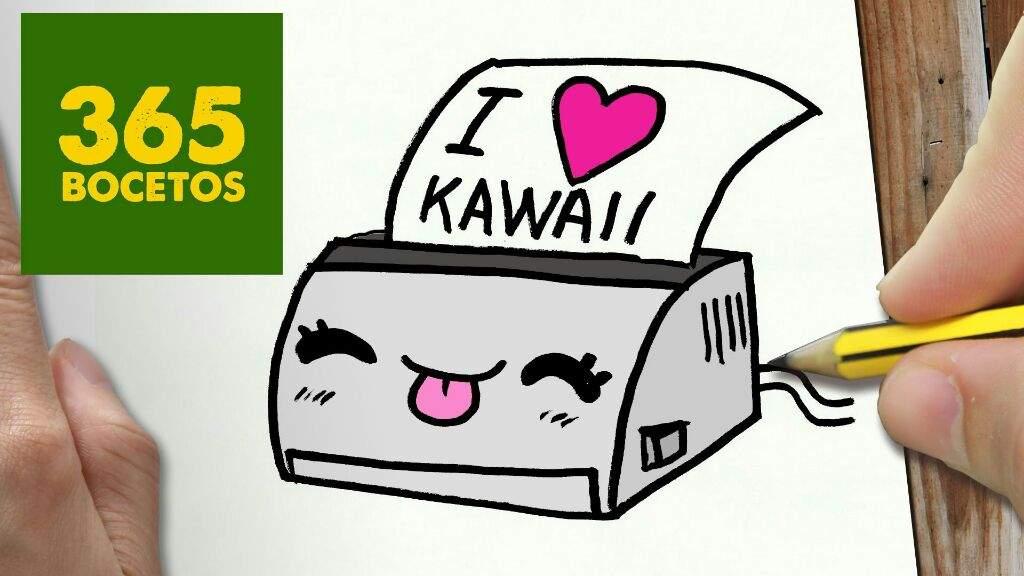 Dibujos Kawaii De 365 Bocetos